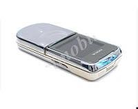 Корпус Nokia 8800d Sirocco, серебристый