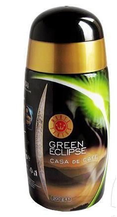 Гранулированный растворимый кофе Monte Santos Green Eclipse Casa 200г.
