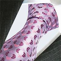 Галстук мужской фиолетовый с сиреневым ARTEX