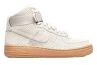 """Кроссовки Nike Air Force 1 High """"Grey Gum"""" - """"Серые Коричневые"""" (Копия ААА+), фото 1"""