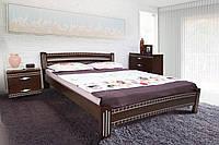 Кровать двуспальная Пальмира 160