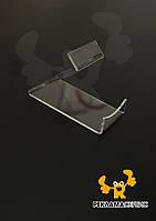 Підставка під телефон, планшет, з акрилу економ варіант