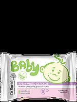 Детское крем-мыло Чабрец и череда 90г 0+ Dr.Sante Baby