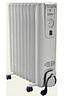 Электрический масляный радиатор н1220 термия (2 квт) на 12 секций di