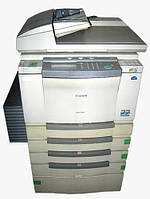 Бу МФУ А3 Canon GP225, лазерный принтер/сканер/копир с автоподатчиком и пьедесталом, фото 1