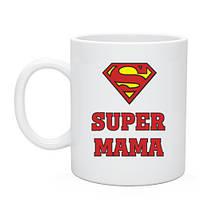 Чашка  Супер Мама