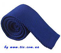 Галстук мужской вязаный, цвет: темно-синий Bow Tie House™
