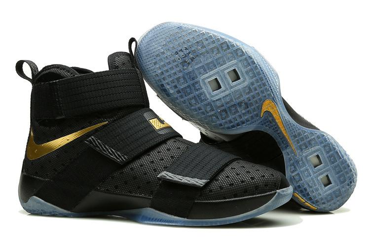 Баскетбольные кроссовки Nike LeBron Soldier 10 SFG ( реплика А+++) -