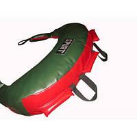 Болгарский мешок SPURT (PVS) 7кг. красно/зеленый