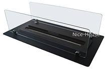 Биокамин Nice-House 600x320 мм, черный, фото 3