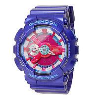 Спортивний годинник Casio G-SHOCK GMA-S110HC-2A