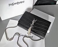 Модная сумочка Yves Saint Laurent Tassel натуральная кожа