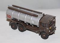"""Модели грузовиков 1:72. Британский грузовик """"Маршал-854"""". 2-ая мировая война, африканский корпус."""