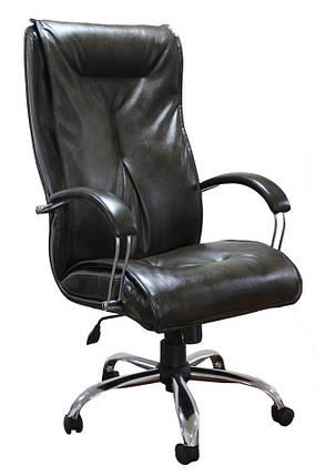 Крісло Бостон Хром Титан чорний (Richman ТМ), фото 2