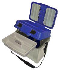 Зимовий ящик для риболовлі Aquatech 2870 великий рибальський