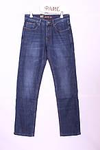 """Теплі джинси чоловічі на флісі """"DSQATARD 2"""" (код 988)"""