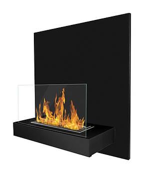 Биокамин 450x470 мм  Board, черный, подвесной, фото 2