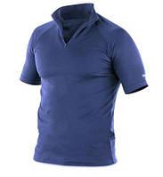 CoolMax футболка полиции Великобритании ,  синяя  оригинал