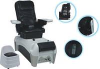Педикюрное SPA-кресло с гидромассажем+стульчик