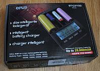 Зарядное устройство Opus BT-C3100 V2.2 зарядний пристрій для 18650 ЗУ зарядка зарядне
