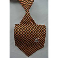 Tie Галстук оранжевый Louis Vuitton
