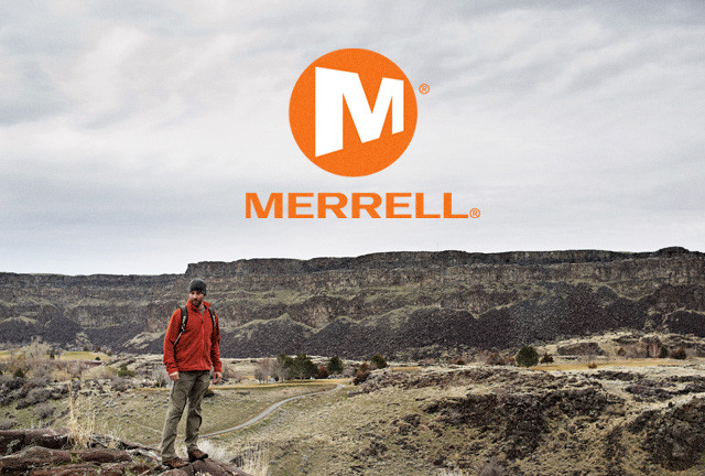 Мужская обувь Merrell (осень, зима)