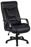 Кресло Магистр пластик Скаден черный (Richman ТМ)