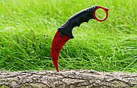 Оригинальная модель нож Керамбит CS:GО Кровавая Паутина