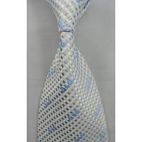 Tie Галстук в клетку с логотипом D&G