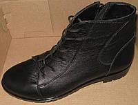 Ботинки женские деми на низком ходу, деми женские ботинки от производителя модель В1609