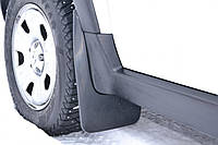 Брызговики передние (комплект) на Рено Трафик 2001-> — Renault (оригинал) 7711211650