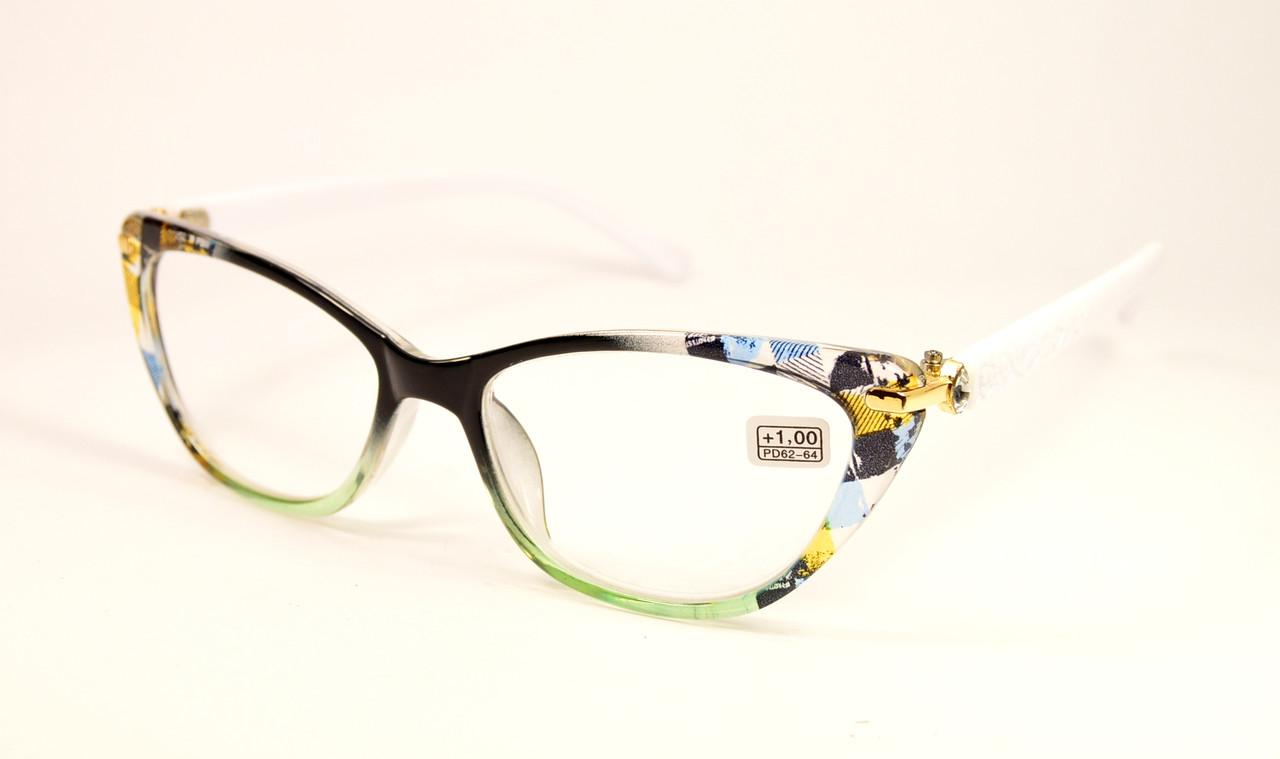 Женские красивые очки (213 ч-б)
