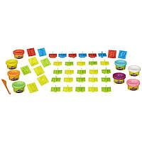 Игровой набор Play-Doh Numbers, Letters, N' Fun, Hasbro