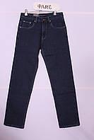 Утепленные джинсы мужские на флисе LS Luvans  (код 77037)