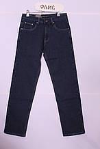 Утеплені джинси чоловічі на флісі LS Luvans (код 77037)