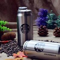Термокружка в виде банке Starbucks