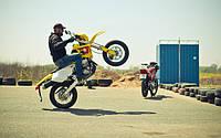 Обучение вождению мотоцикла в Одессе