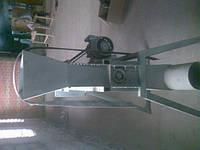 Дробилка пенопласта (для измельчения отходов пенополистирола)