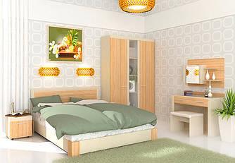 Модульна спальня Сахара Matroluxe