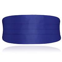 Tie Пояс камербанд синий (кушак)
