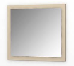ДЗеркало на стіну з ДСП/МДФ у вітальню спальню навісне Сахара Matroluxe