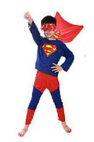Костюм Супермен 3 - 7 лет
