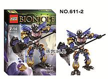 """Конструктор KSZ 611-2 Bionicle (аналог Lego 71309) """"Онуа - Объединитель Земли"""" 143 дет"""