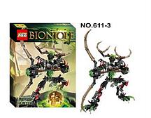 "Конструктор KSZ 611-3 Bionicle (аналог Lego 71310) ""Охотник Умарак"""