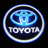 Проекция логотипа автомобиля TOYOTA