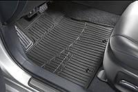 Ковры салона  Toyota Avensis 2009-2011 /резин.(комлект 4 шт.)