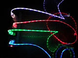 Світиться кабель USB-MicroUSB для смартфонів БІЛИЙ УЦІНКА SKU0000004, фото 5