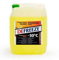 Незамерзающая жидкость для систем отопления и систем охлаждения DEFREEZE