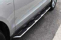 Пороги боковые Audi Q5