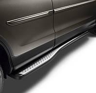 Пороги боковые Honda CRV 2012-